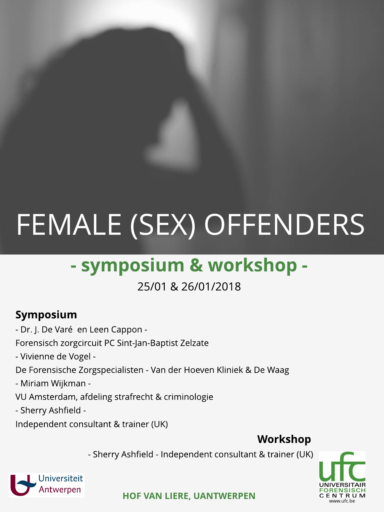 Female sex offenders flyer